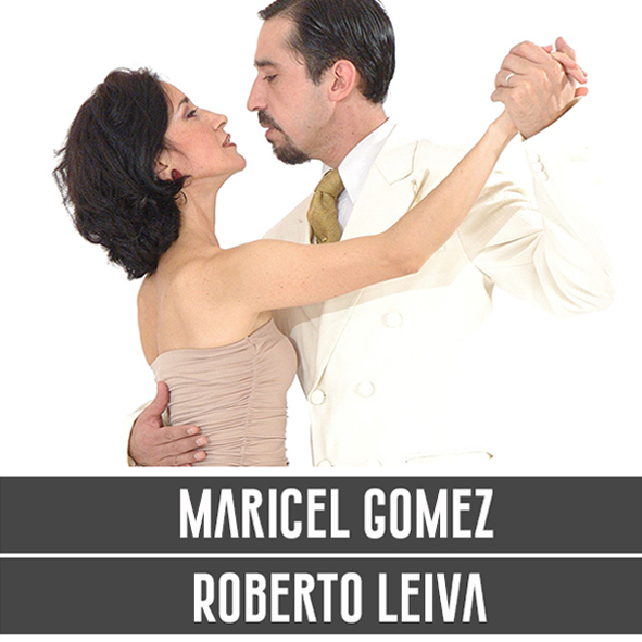 Roberto and Maricel